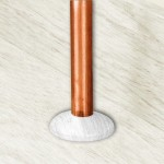 Quick-Step White Brushed Pine 15mm Pipe Rose