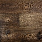 Tuscan Hand Scraped Brushed Dark Smoked and UV Oiled Flooring