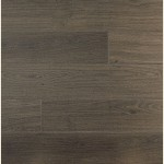 Perspective 4V Dark Grey Varnished Oak Flooring Sample