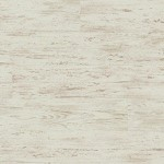 Eligna White Brushed Pine Laminate Flooring Plank