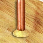 Quick-Step Wild Maple Natural Varnished 22mm Pipe Rose