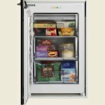 Integrated Tower Freezer