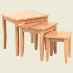 Beech Table Nest
