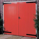 84 x 78 Pattern MFL Garage Doors