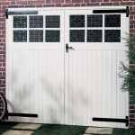84 x 78 Pattern 301 Softwood Garage Doors