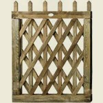 New Jersey Picket Gate
