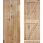 FLB Solid Oak Cottage Doors