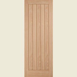 Belize Oak Doors