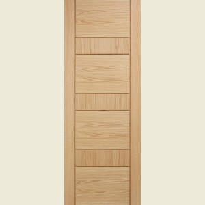 Edmonton Oak Door