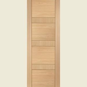 Latina Oak Door