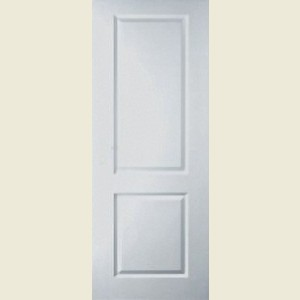 Two Panel Smooth Moulded Doors