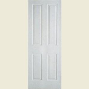Canterbury Four Panel Smooth Doors