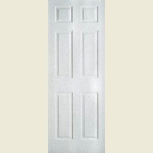 Colonist Six Panel Grained Doors