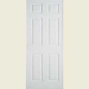 Six Panel Smooth Premium Doors
