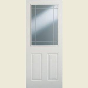 Nine Light Clear Glazed Doors
