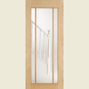 Lincoln Oak Glazed Doors