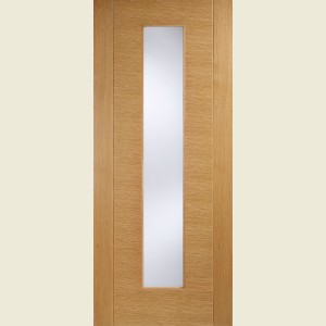 Aragon Glazed Oak Doors