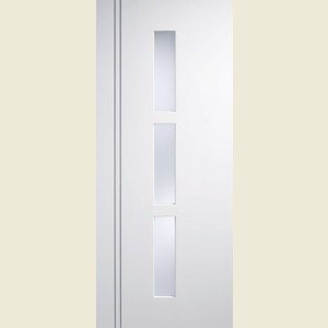 Sierra Blanco Glazed Doors