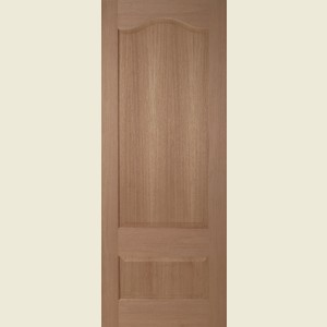 Kent Arch Top Two Panel Doors