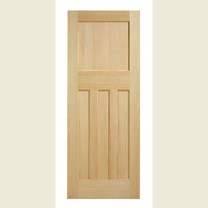 DX 30s Radiata Pine Internal Doors