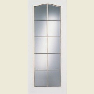 Columbia Ten Light Glazed Doors