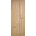 27 x 78 Coventry Oak Door
