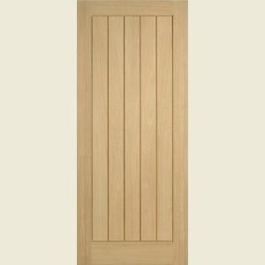& 30 x 78 Dordogne Oak Door