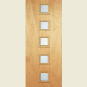 Durador 10G  Glazed Flush Doors