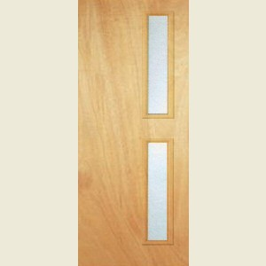 Durador 5G  Glazed Flush Doors
