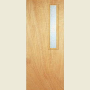 Durador 7G  Glazed Flush Doors