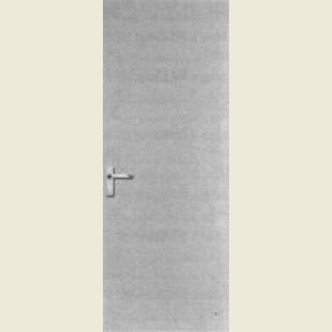28 x 78 Hardboard Unlipped Primed Door