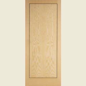 Innova Ash Veneer One Panel Doors
