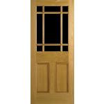 27 x 78 Downham Oak Door Unglazed