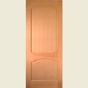 33 x 78 Louis Hardwood Door & x 78 Louis Hardwood Door
