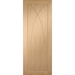 30 x 78 Pesaro Oak Fire Door