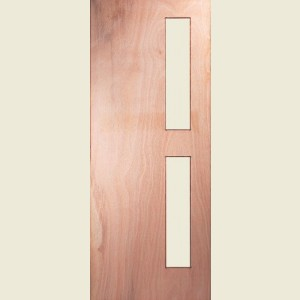 GO9 Plywood Doors