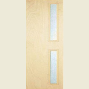 626 x 2040mm Popular 16G Flush FD30 Fire Door