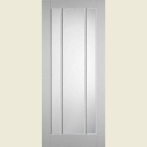 Glazed Worcester Primed Doors