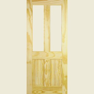 Richmond Clear Pine Internal Doors