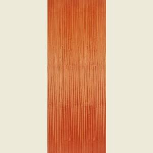 862mm x 2040mm Sapele Veneer Flush Door & 826 x 2040 Sapele Veneer Door