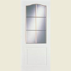 Saskatchewan Six Light Glazed Doors