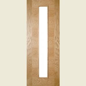 Seville Oak Glazed Doors