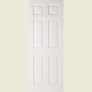 Six Panel Textured Doors