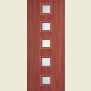 Superdelux 10G Sapele Veneer Doors