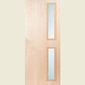 Superdelux 16G North American Maple Veneer Doors