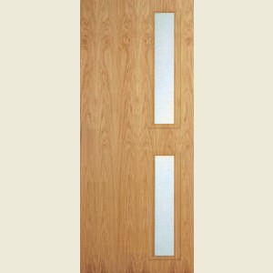 Superdelux 16G White Oak Veneer Doors
