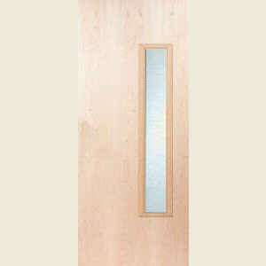 Superdelux 18G North American Maple Veneer Doors