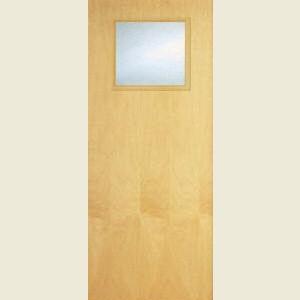 Superdelux 1G Ash Veneer Doors