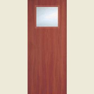 Superdelux 1G Sapele Veneer Doors