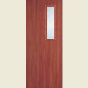 30 x 78 Sapele Veneer 3G FD30 Fire Door
